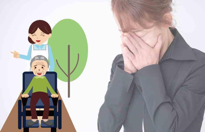 老人ホーム 嫌がる 親を施設に入れる